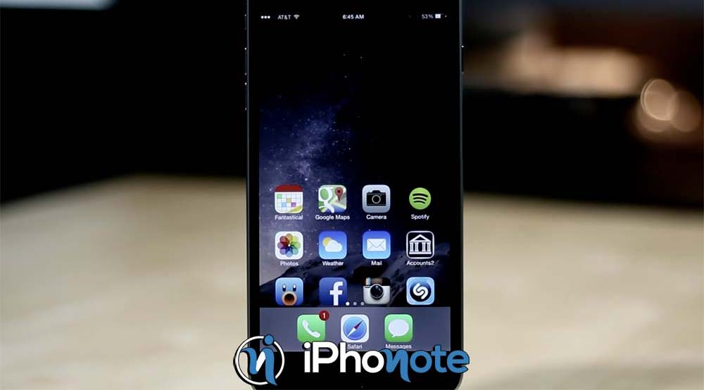 iOS 11.1 bêta 3 restaure Reachability pour accéder au Centre de notifications
