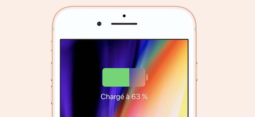 L'iPhone 8 Plus a une autonomie supérieure à la concurrence !