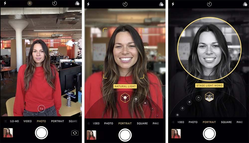 iPhone 8 Plus : Apple publie deux tutos au sujet du Portrait Lightning [Vidéos]