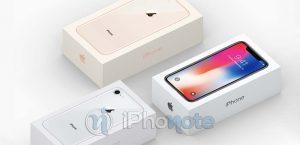 iPhone X : certains composants ont un meilleur taux de rendement