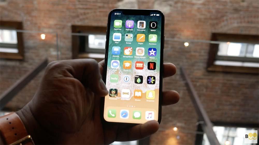 iPhone X : deux nouvelles vidéos montrent plus en détails la prise en main et Face ID