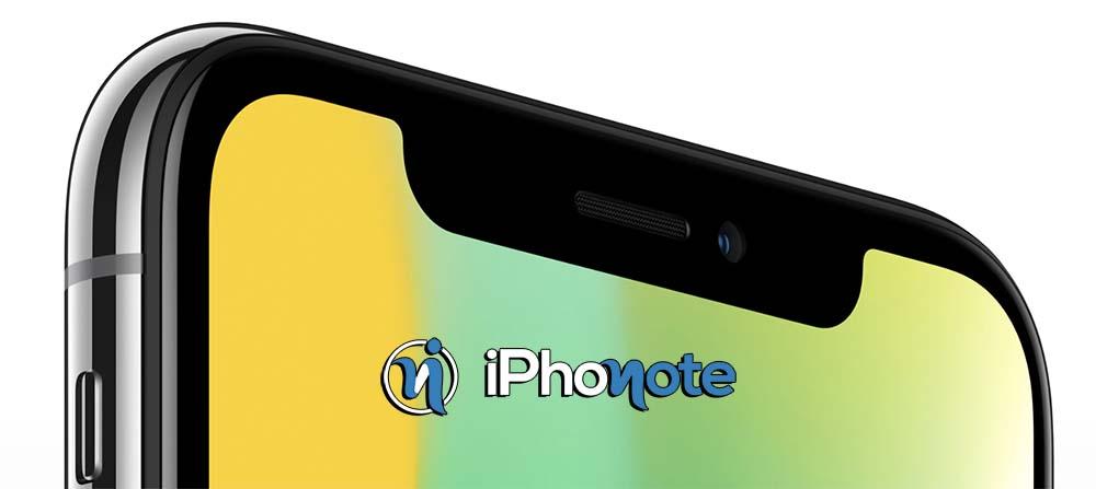 iPhone X : Lumentum est le seul fournisseur du projecteur de points