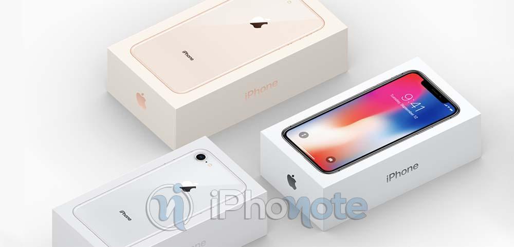 iPhone X : la pré-commande est ouverte pour certains clients