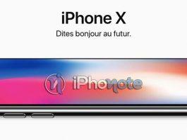 iPhone X : seulement 2 à 3 millions d'unités disponibles au lancement ?