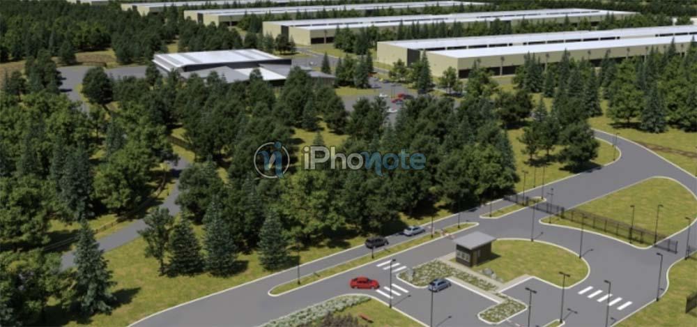 Irlande : Apple fait face à la grogne des citoyens opposés au nouveau Data Center