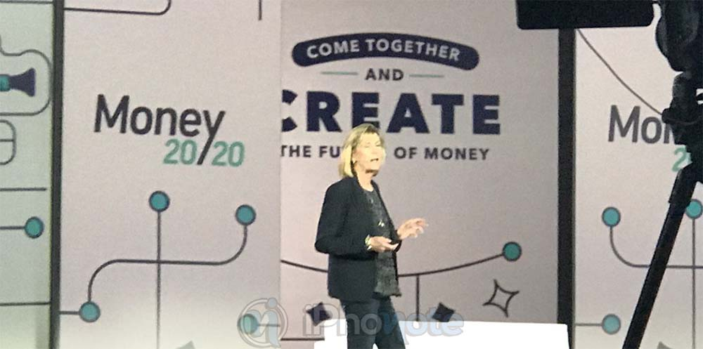 Jennifer Baily : « Apple Pay est un succès ! »