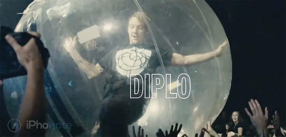 Major Lazer, le documentaire bientôt sur Apple Music [Trailer]