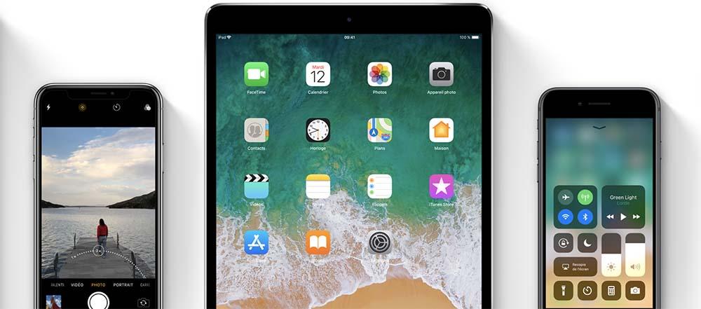 MixPanel annonce un taux d'adoption de 38,5% pour iOS 11