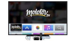 Molotov : les premiers contenus en 1080p et 4K sont disponibles sur Apple TV
