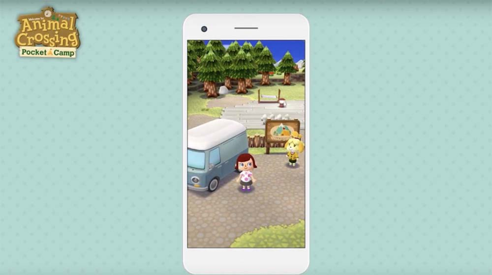 Nintendo : Animal Crossing Pocket Camp sera disponible sur iOS en novembre