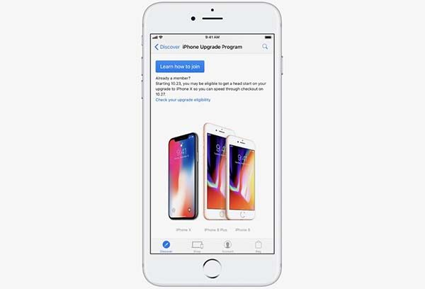 L'iPhone X, disponible en précommandes, déjà en rupture de stocks