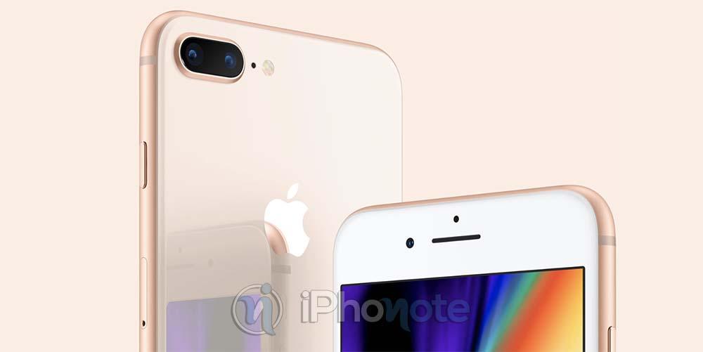 La production d'iPhone 8 / 8 Plus aurait été divisée de moitié