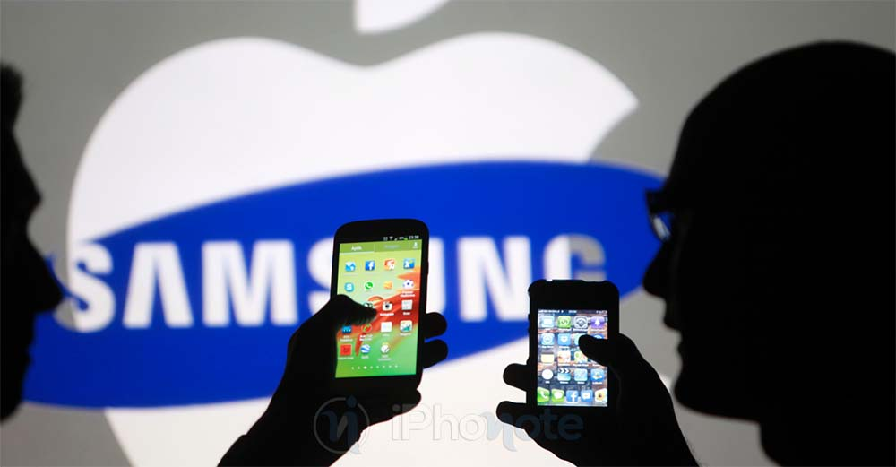 Samsung vs Apple continuent leur bataille juridique sur la conception de l'iPhone