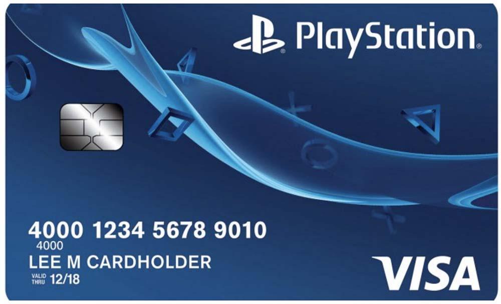 Sony lance sa carte bleue PlayStation aux États-Unis