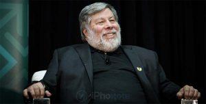 Steve Wozniak ne commandera pas l'iPhone X contrairement à sa femme