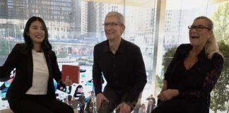 Tim Cook : « l'iPhone X donne le ton à la technologie pour la prochaine décennie »