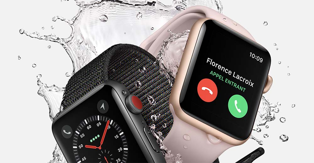 Voici toutes les nouveautés de watchOS 4.1