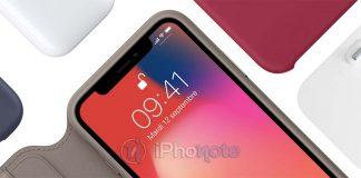 Voici la première vraie photo du pack de l'iPhone X