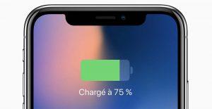 Comment améliorer l'autonomie de l'iPhone X