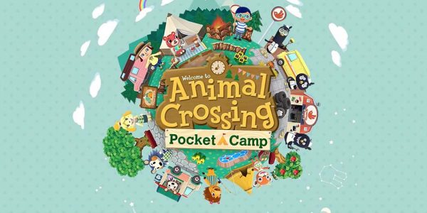 Pocket Camp — Test] Animal Crossing