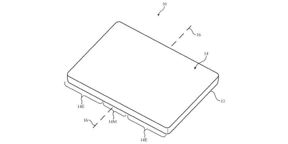 Apple brevette un écran pliant pour iPhone