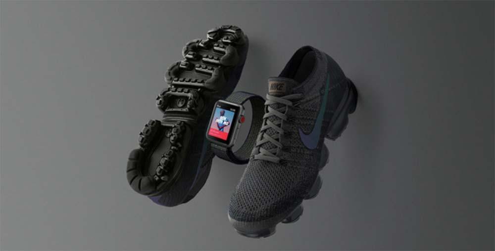 Apple et Nike vont lancer une série limitée de l'Apple Watch Series 3 (LTE)
