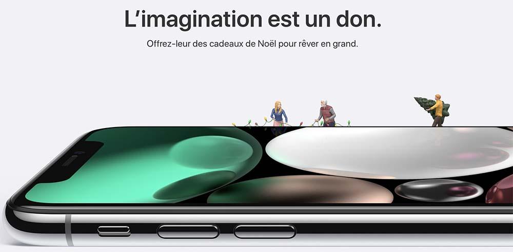 Apple étend les retours durant la période des fêtes