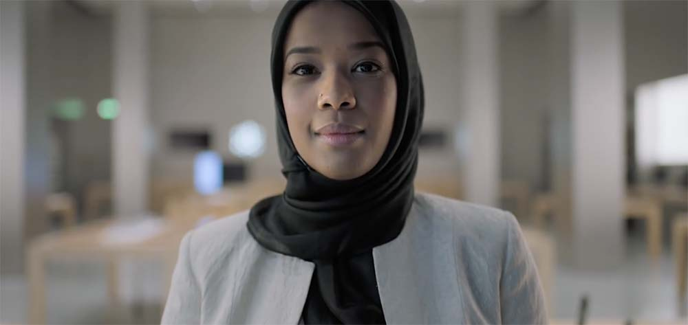 Apple publie son rapport annuel sur la diversité dans le milieu du travail