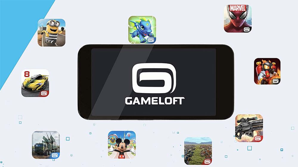 Le Black Friday, c'est aussi sur les jeux Gameloft !