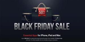#BlackFriday : les apps de Readdle sont à moitié prix !