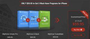 #BlackFridayWeek : grosses promotions sur les logiciels iMyFone !