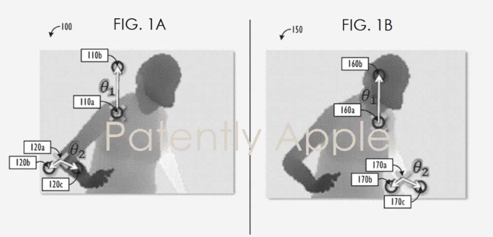 Brevet : Apple travaille sur un système de reconnaissance 3D pour les mains et les gestes