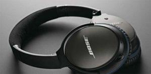 #BlackFridayWeek : le casque Bose QC25 à 199,99€ au lieu de 329,99€ (-130€)