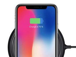 iPhone X : nous avons testé la charge sans fil rapide à 7,5 W et 10 W