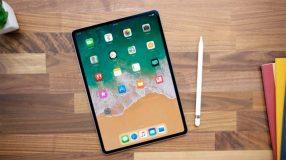 Voici un joli concept de l'iPad Pro de 2018