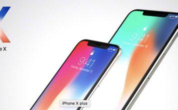 Après l'iPhone X, voici le concept de l'iPhone X Plus !