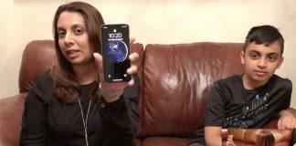 Une mère prouve que son fils peut déverrouiller son iPhone X avec Face ID [Vidéo]