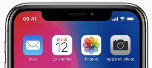 Pourquoi cette encoche sur l'écran de l'iPhone X ? Apple s'explique