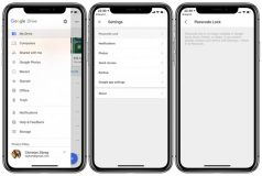 Google supprime le support de Touch ID et Face ID de certaines applications