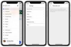 Google supprime le support de Touch ID et Face ID de certaines applications