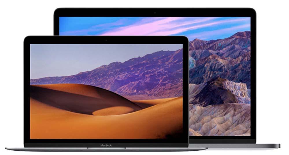 Grâce au MacBook Pro, Apple est en bonne place sur le marché des ordinateurs