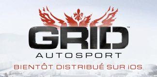 Grid Autosport sera disponible le 27 novembre sur l'App Store