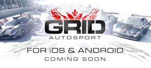 GRID Autosport : l'iPhone devra en avoir sous la capot pour le faire tourner