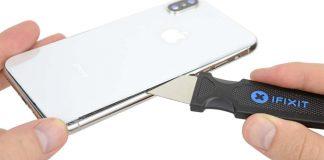 iFixIt s'est aussi chargé du démontage de l'iPhone X