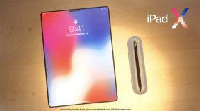 Voici l'iPad X, un savoureux mélange de l'iPhone X et de l'iPad