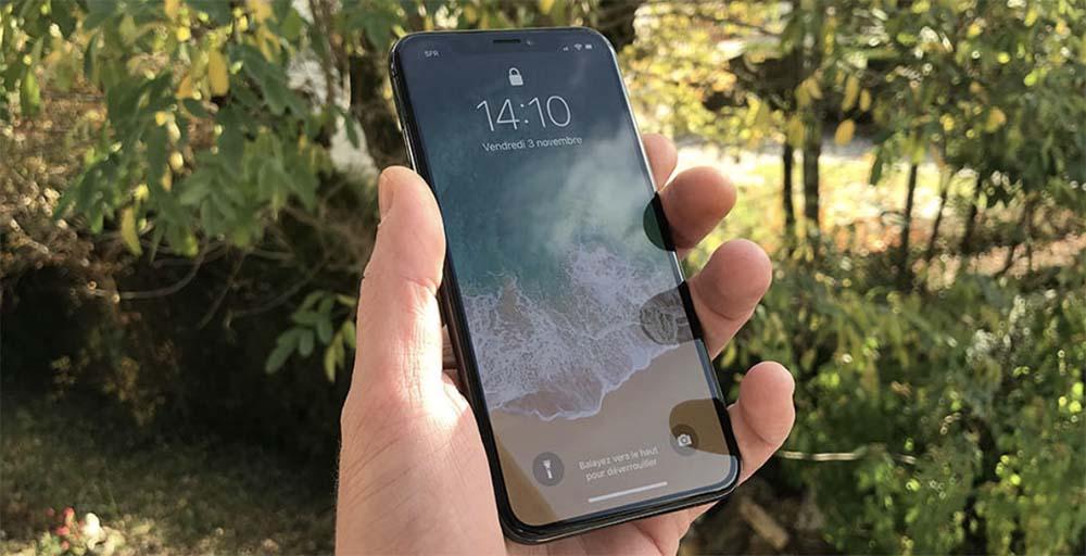 iPhone X : Apple pourrait devenir le premier fabricant de smartphones devant Samsung