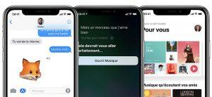 iPhone X : des utilisateurs se plaignent du clavier