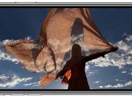 iPhone X : l'écran peut repérer les gestuelles à 120Hz