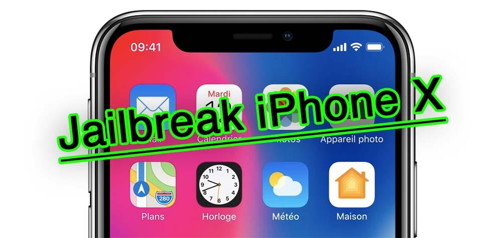 L'iPhone X a été jailbreaké sous iOS 11.1 !