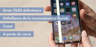 iPhone X : le plus fragile des iPhone en cas chute !? [Vidéo]